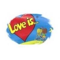 """Жвачка """"Love is"""""""