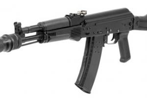 АК-105 «БАРС» Автомат Калашникова