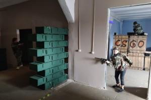 """""""Склад"""" постепенно преображается: красятся стены, добавляются новые укрытия, ведутся эксперименты со светом!"""