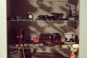 Воссоздали небольшой стенд с артефактами клуба! ☢🏆